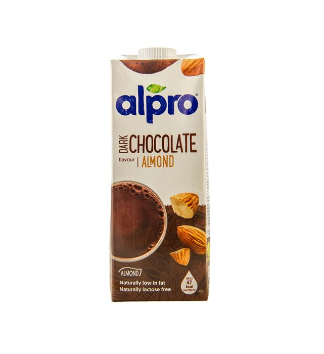 ALPRO DARK CHOCOLATE ALMOND 1LIT.