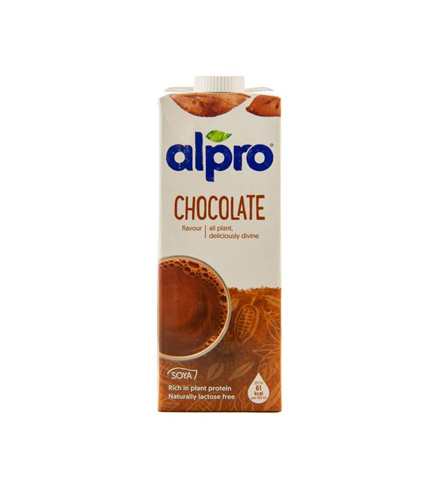 ALPRO SOYA CHOCOLATE 1LIT.